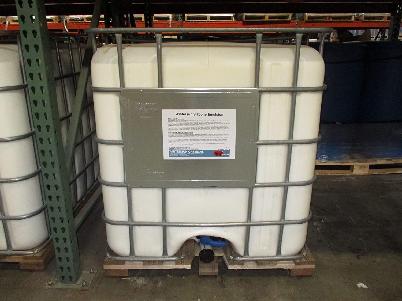 Silicone Emulsion 60%, White Liquid (2204.6 LB Tote) by Wintersun Chemical