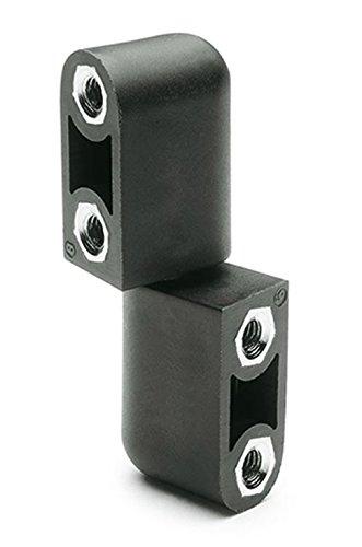 Elesa 426111 in Line Lift-Off Hinge, CFN Series, Technopolymer, 2.52