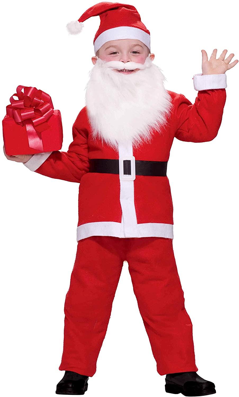 Forum Novelties Santa Boy Child Costume