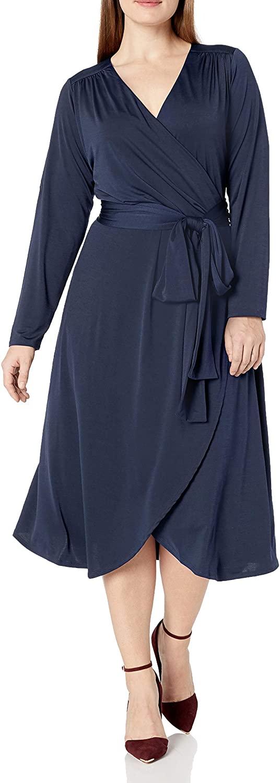 RACHEL Rachel Roy Women's Plus Size Slub Jersey Wrap