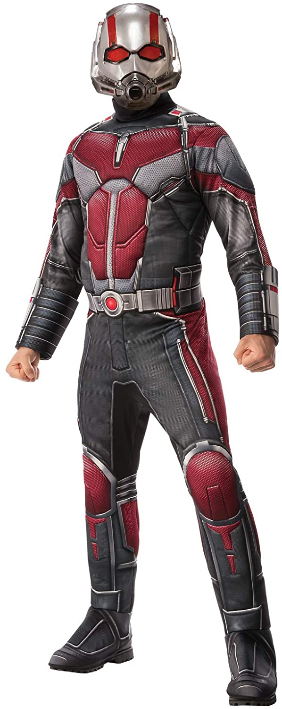 Rubies Mens Deluxe Ant-Man