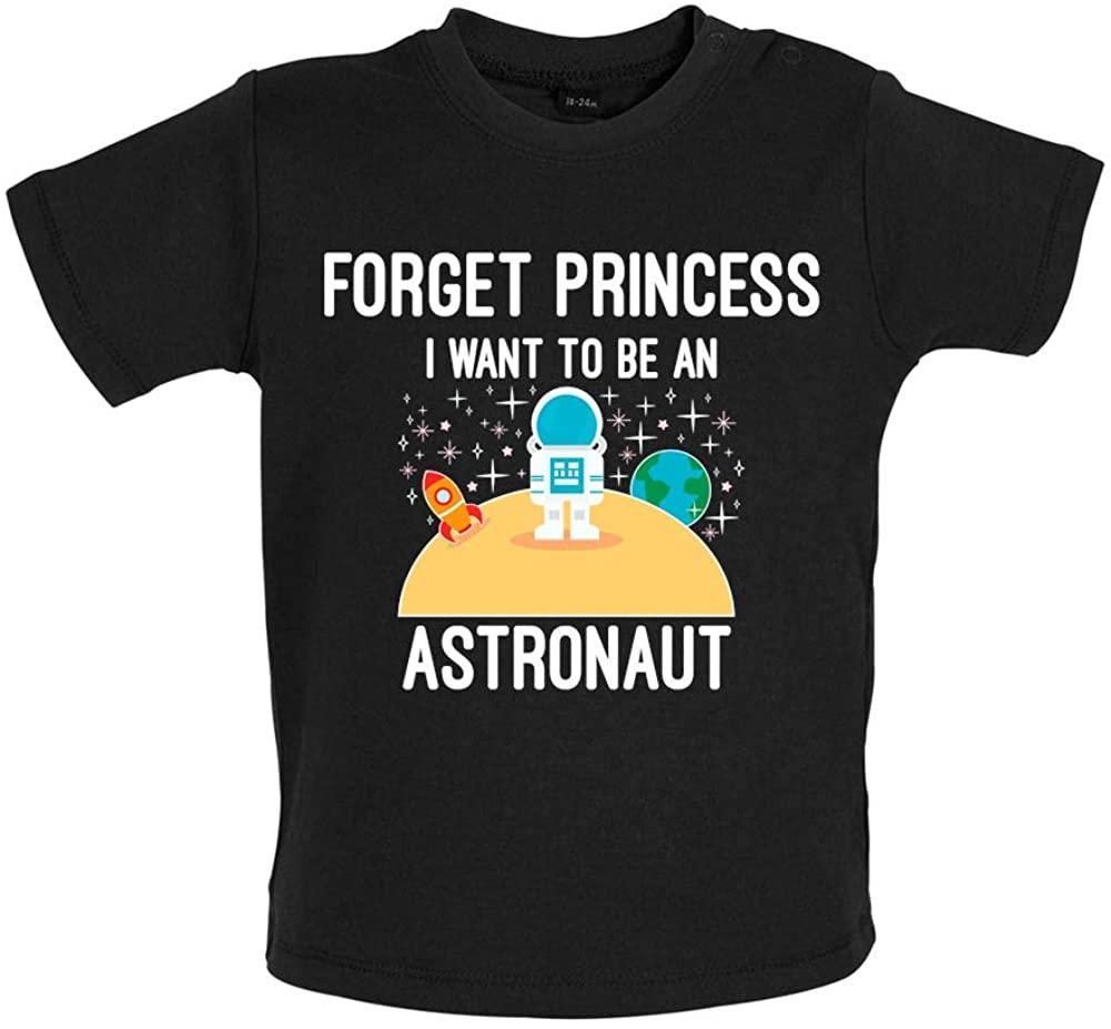 Dressdown Forget Princess Astronaut - Organic Baby/Toddler T-Shirt