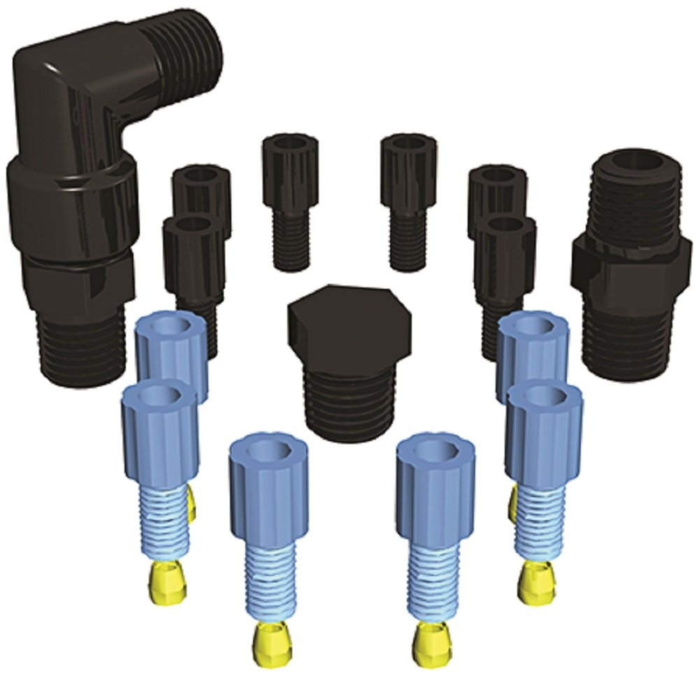 330-0902-OEM EZ Waste Replacement Fittings