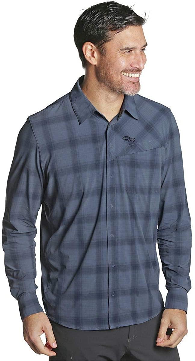 Outdoor Research Men's Astroman L/S Sun Shirt