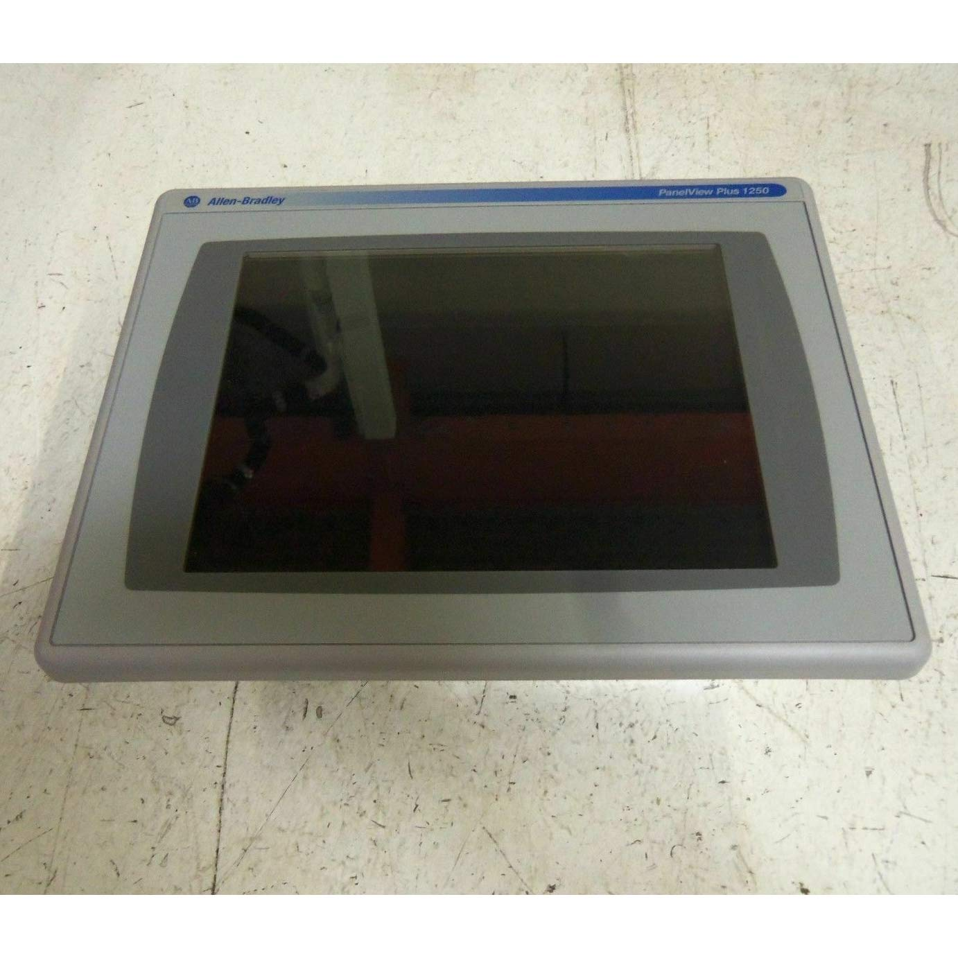 2711P-T12C6A1 2711P-T12C6A1 2711PT12C6A1 PANELVIEW Plus 1250 Color Terminal 12.1 INCH Touch Screen DH+ DH-485 Rio and Standard Communication