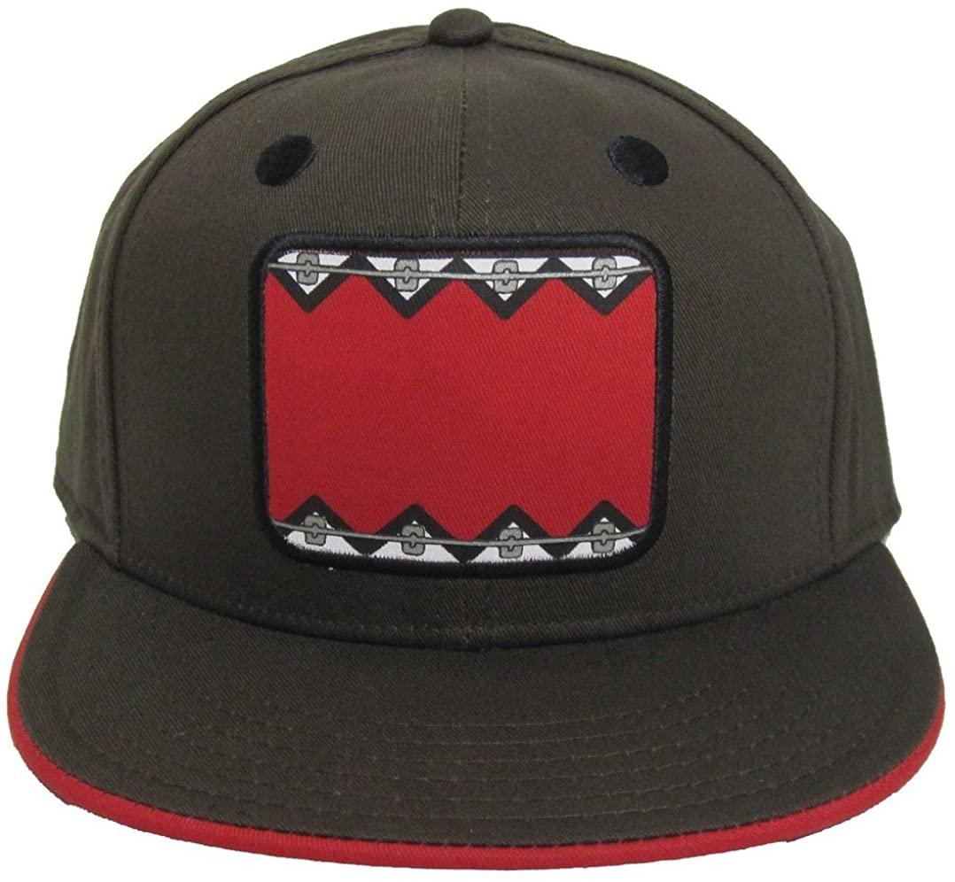 Domo-kun: Baseball Cap Hat Braces Adults One Size Fits Most