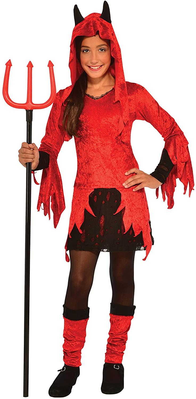 Rubie's Costume Devilina Deluxe Child Costume, Small
