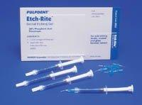 PLP Etch-Rite Etching Gel 1.2mL Syringe Bulk Bx/24
