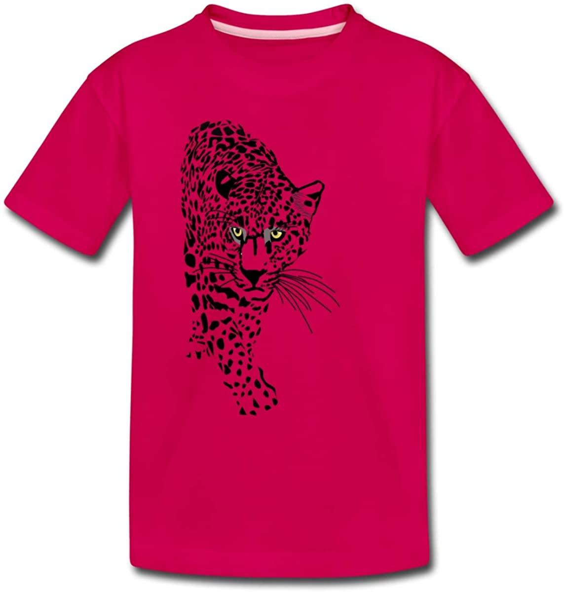 Stalking Jaguar Exotic Animals Toddler Premium T-Shirt