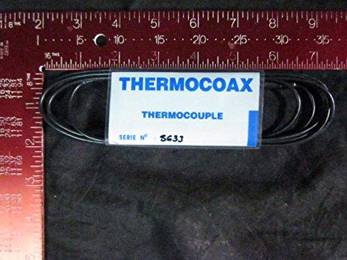 THERMOCOAX TJA-15/10/NN ESEC Pte 230-0012-1 Thermocouple TC/TE TFA