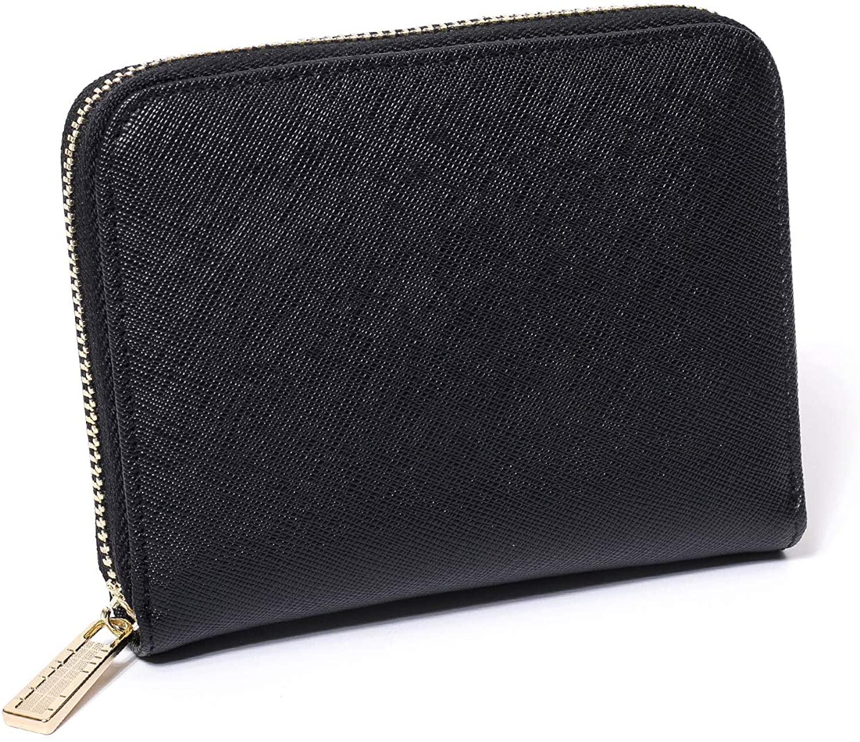 Genuine Leather Credit Card Holder RFID Credit Card wallet