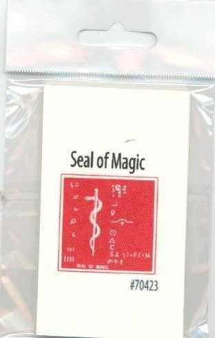 Talismanic Seal of Magic * Sello Talismánico de Magia