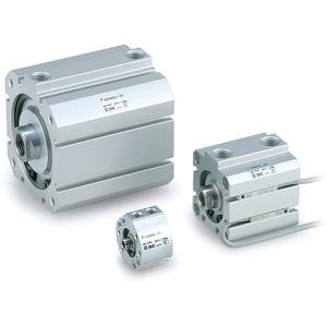 SMC NCDQ8B075-400 actuator - ncq8 compact cylinder family 3/4 inch ncq8 dbl-act auto-sw - cyl, compact, dbl act