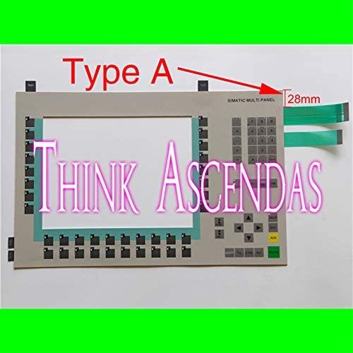 1pcs New MP370-12 Multi Panel MP370 KEY-12 TET 6AV6542-0DA10-0AX0 6AV6 542-0DA10-0AX0 Membrane Keypad Type A
