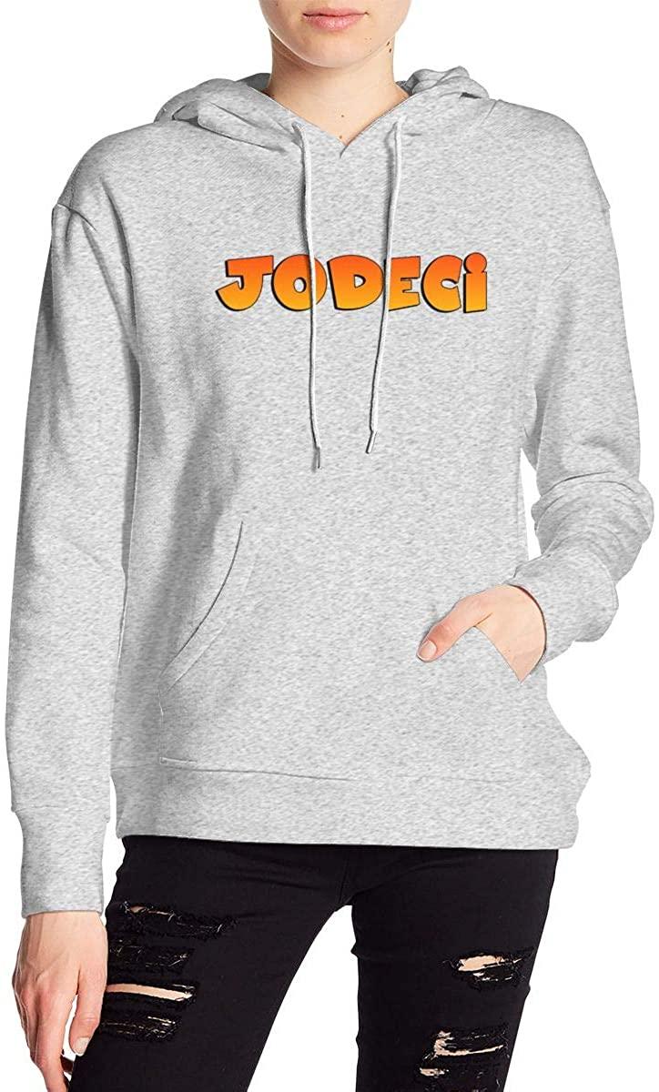 Wesley S Lance Jodeci Women's Fashion Ultra Soft Fleece Casual Pullover Hoodie Sweatshirt