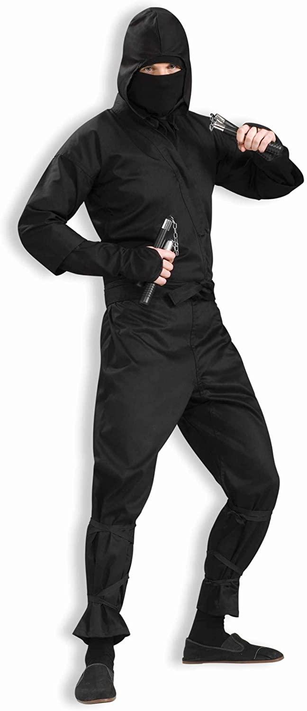 Men's Deluxe Ninja Costume
