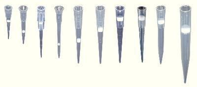 Sorenson BioScience 38000T Polypropylene LongReach Barrier Tip, Natural, Low Binding, Sterile, 0.1-10 µL Volume (Case of 4800)