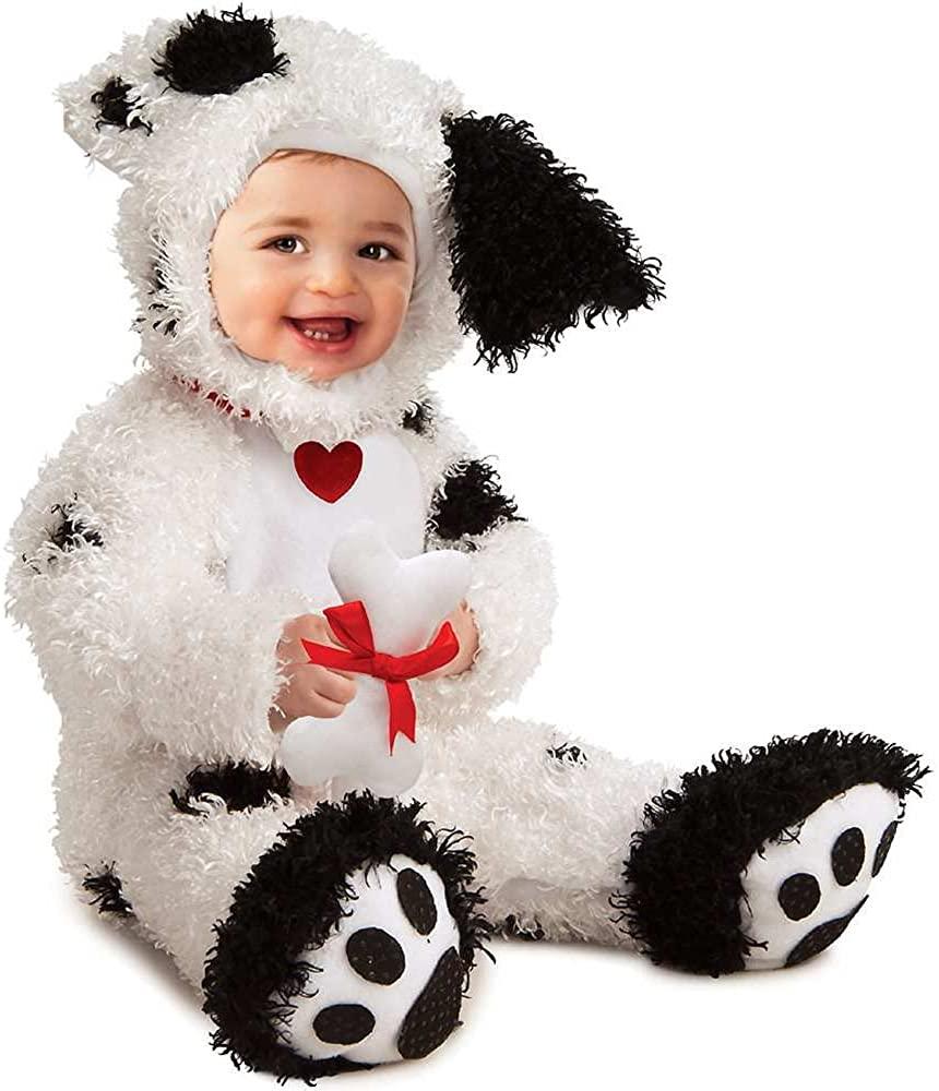 Dalmatian Dog Baby Costume