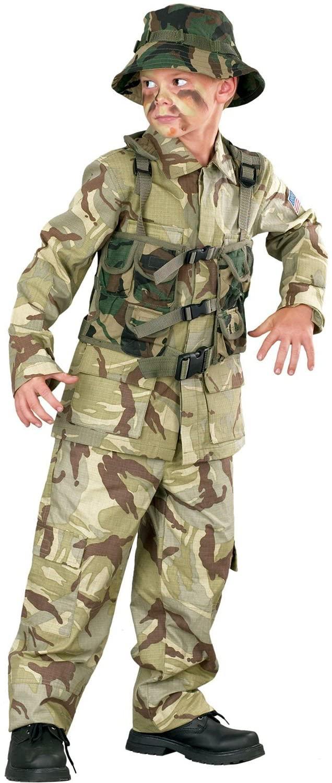 Delta Force Commando Large (12-14)