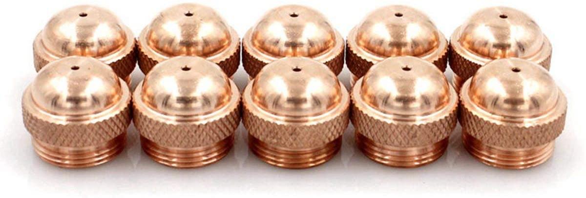 743.0142 Plasma Cutting Tips Diameter 0.051'' 1.3mm Fit Binzel PSB 60 80 121 Torch PK10