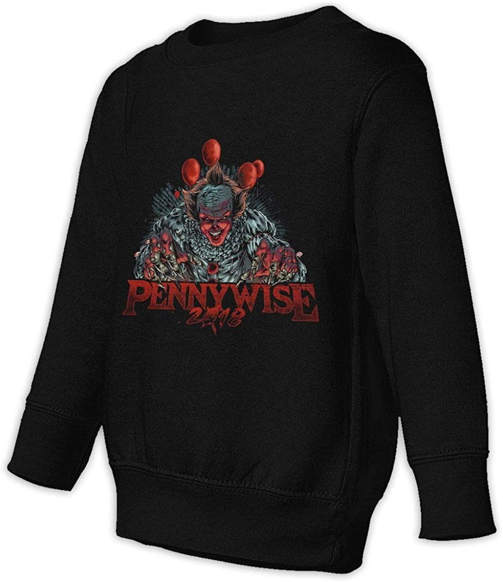 1836 Horror Movie Unisex Sweatshirt Youth Boy and Girls Pullover Sweatshirt