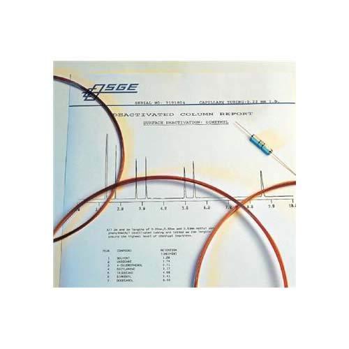 Trajan Scientific 054167 Series BP5 GC Capillary Column, 0.25µm Film Thickness