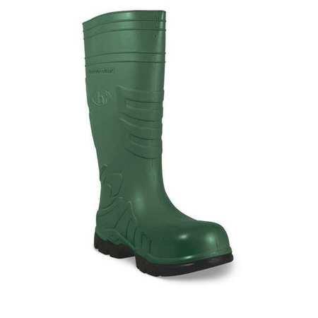 Boot, Green, 12, Mens, 16