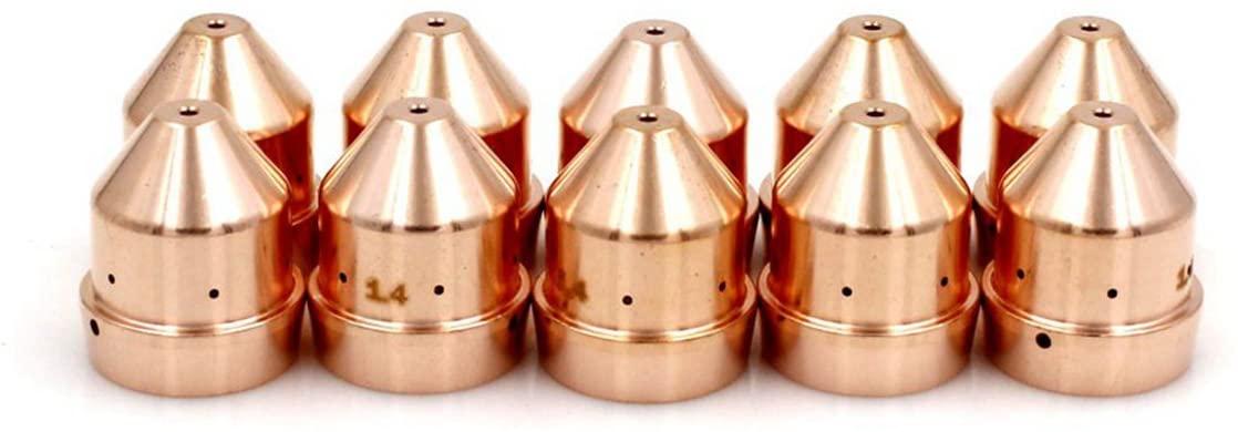 Plasma Cutting Tip/Nozzle 0558002618 Diameter 1.2mm 0.047'' Fit ESAB PT-32 Torch PK-10