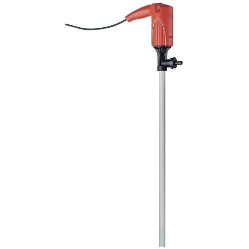 Cole-Parmer AO-70601-41 Pump, Seal Less Drum Pump, 10.5 GPM or 17 TDH, Polypropylene Tube, 230 VAC, 50 Hz