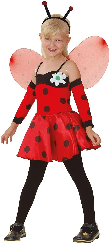 Bristol Novelty Ladybug Costume (L) Childs Age 7 - 9 Years