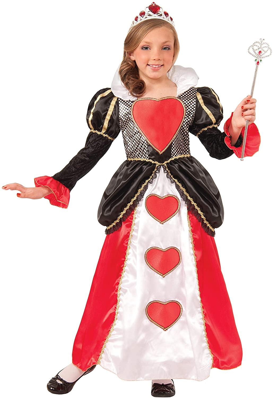 Forum Novelties Sweetheart Queen Costume, Large