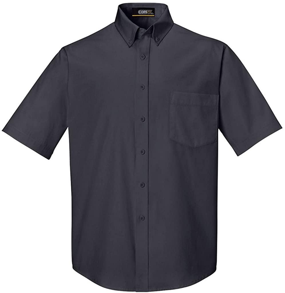 Ash City Mens Optimum Core 365 Twill Shirt