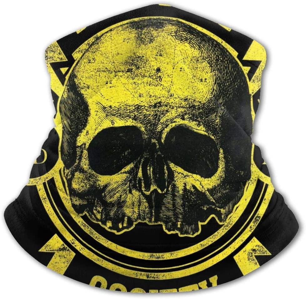 Dxddsdks Black Label Society Face Cover/Headband, Scarf,Multi-Functional Full-Coverage for Boy/Girl