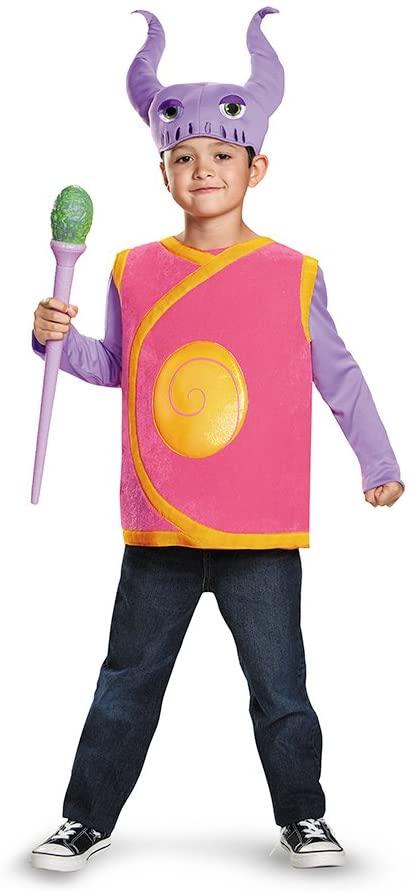 Captain Smek Deluxe Costume, Small (4-6)