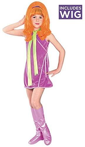 Scooby-Doo Daphne Child's Costume, Large