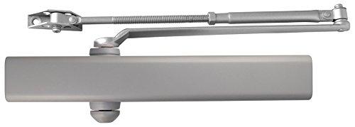 Dexter Commercial Hardware DCM1000-STD-SLIM-RW/PA-DKBRZ, Medium Duty Regular arm Surface Door Closers with Slim Cover, 695/DKBRZ, Dark Bronze