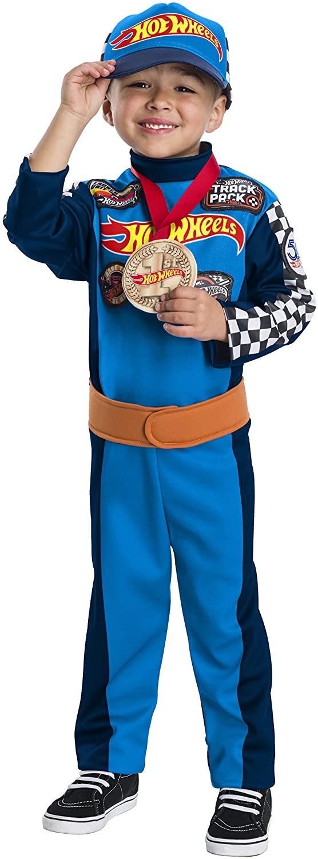 Rubie's Costume Driver Childs Hot Wheels Costume