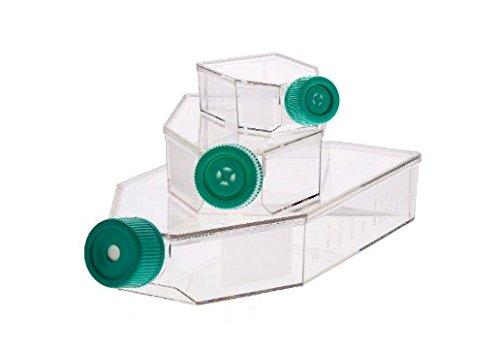 Stellar Scientific T-225 Tissue Culture Treated Flask