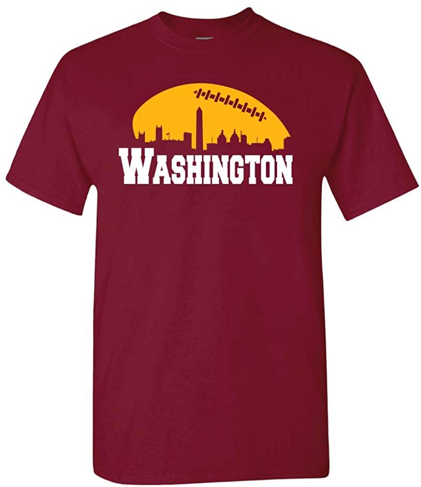 Xtreme Apparrel Washington Football Skyline Shirt