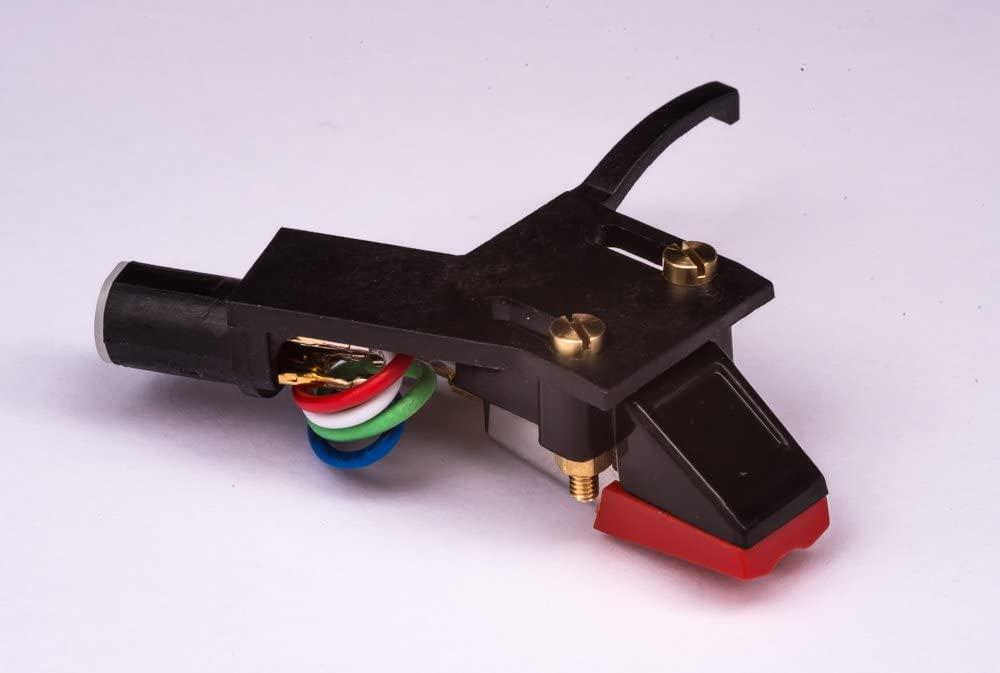 Headshell, mount, cartridge, needle, stylus for KENWOOD KD-1600, KD-5100, KD-22R, - MADE IN ENGLAND