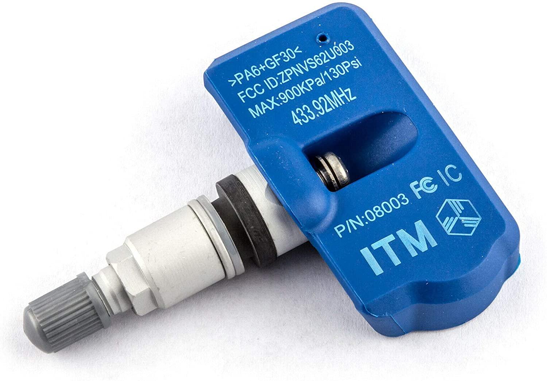TPMS Tire Pressure Sensor 433Mhz Metal Fits 2007-2019 C Class