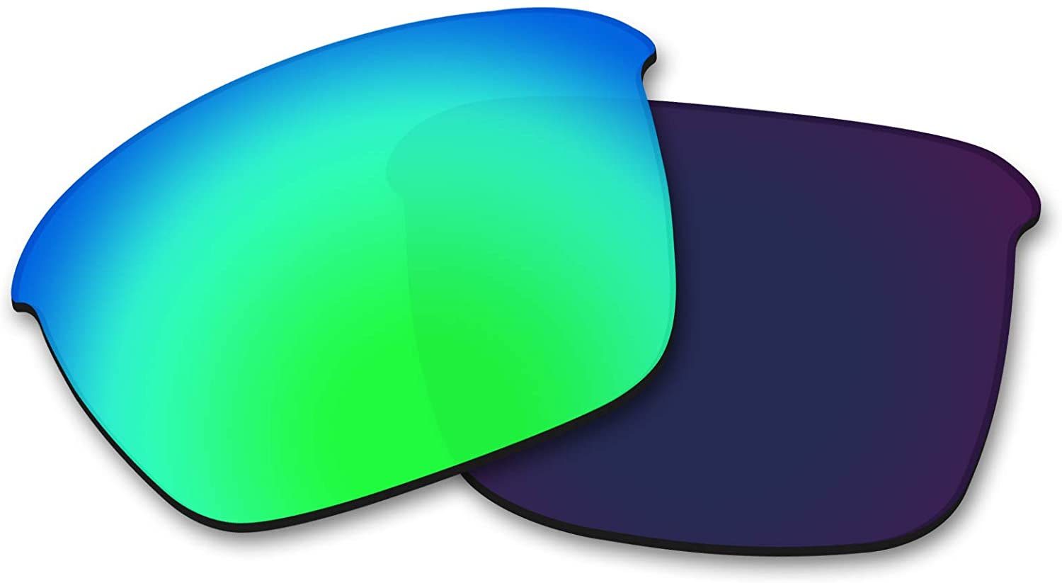 Betterun Polycarbonate Polarized Replacement Lenses/Nose Pad for Oakley Thinlink