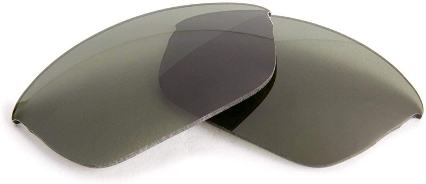 Fuse Lenses Polarized Replacement Lenses for Oakley Flak Jacket