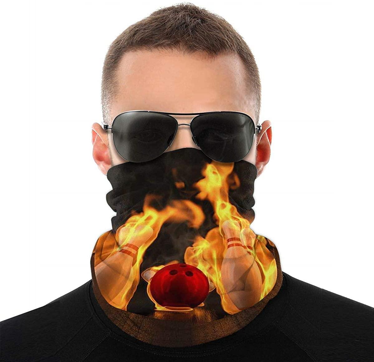 Bandanas Face Mask Headband Golf Goal Headwear Balaclava Neck Gaiter Sweatband Magic Scarf