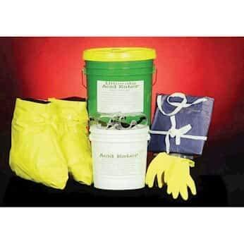 Clift Industries 2002-005 Ultimate Acid Eater Spill Kit, 2 Gallon; 1/Cs