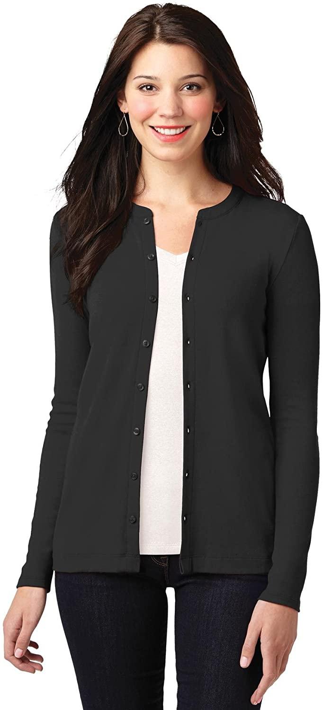 Port Authority Ladies Colorblock Microfleece Jacket. L230