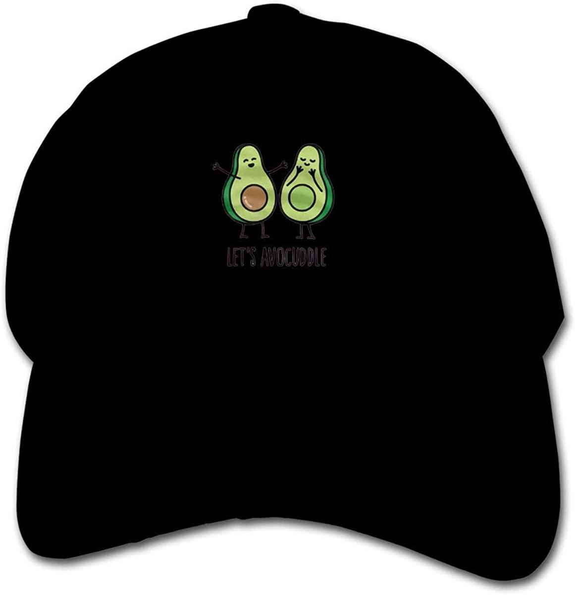 Let's Avocuddle Lightweight Kids Baseball Cap Boys& Girls Adjustable Sun Hat