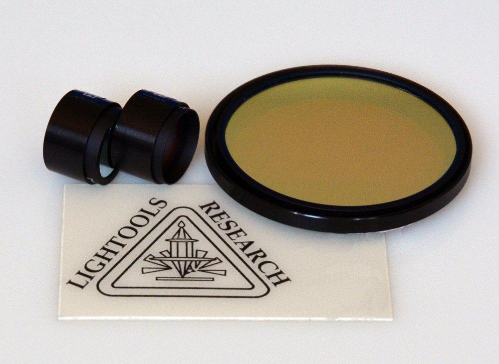 Lightools Research LT-9CY5.5 CY5.5 Filter set: 2 x 660/40nm excitation filter, 712/30nm emission filter for zoom lens. filter set for the LT-99D2