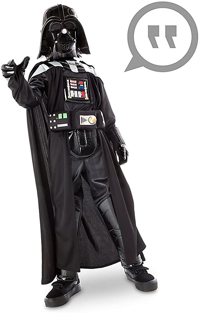 Star Wars Darth Vader Costume with Sound for Kids Size 7/8
