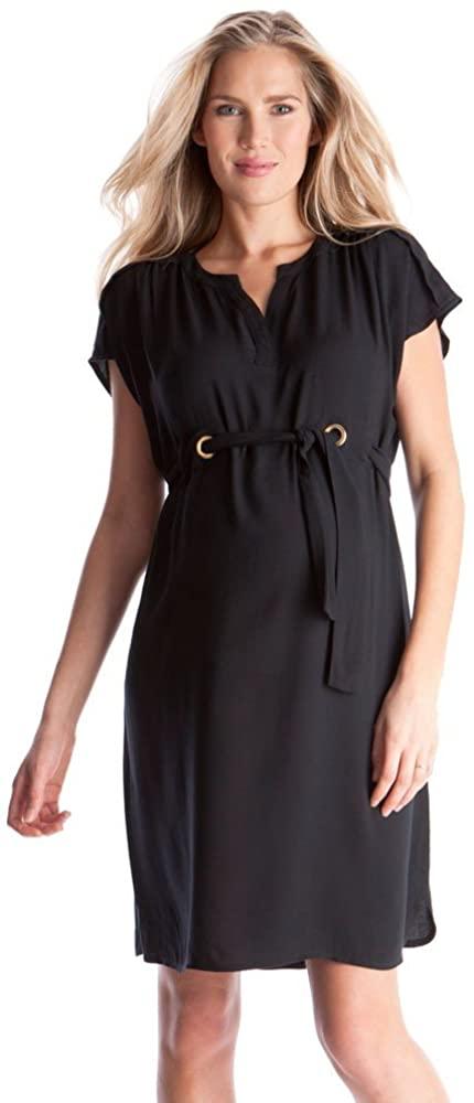 Seraphine Camden Woven Crepe Shift Dress